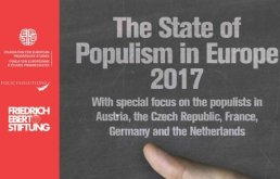 "New book: ""The State of Populism in Europe - 2017"""