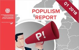 Springtime for Populism - State of Populism in January-March 2018