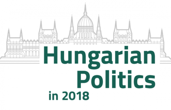 Hungarian Politics in 2018 - Book launch and panel discussion on the prospects in 2019