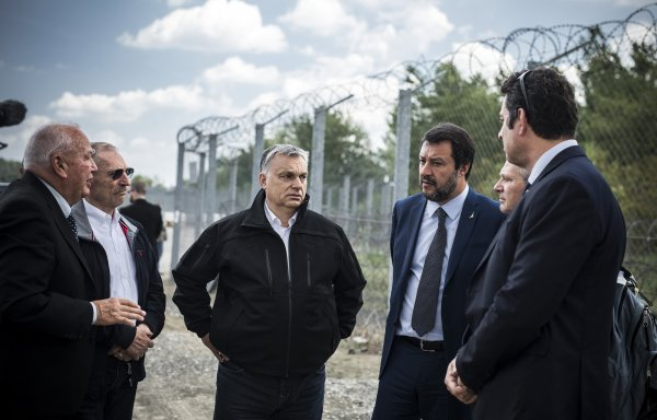 New publication - Orbán's political jackpot: migration and the Hungarian electorate