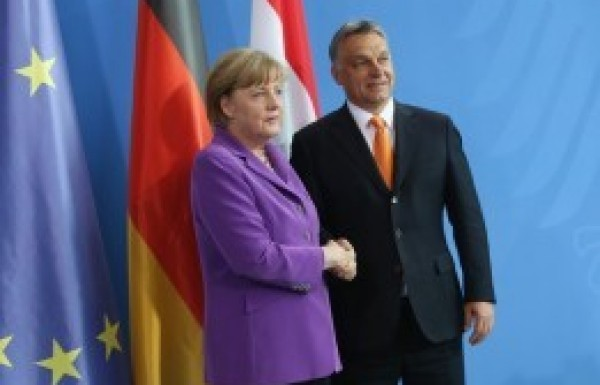 FOR HUNGARY, A TALE OF TWO GERMANIES