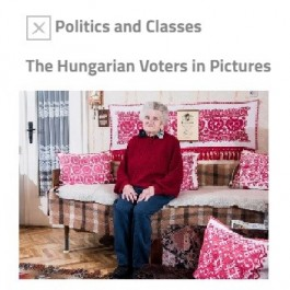 Politics and Classes – The Hungarian Voters in Pictures