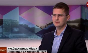 Bíró-Nagy András a Jobbik helyzetéről - ATV Start