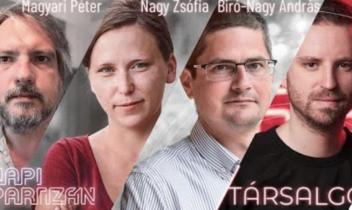 Partizán Társalgó: Rendszerváltás 30 és az Orbán-rezsim 10 éve